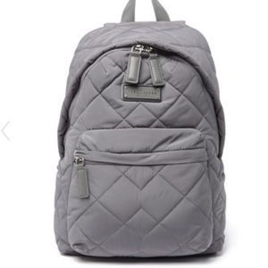 Marc Jacobs Quilted Nylon Backpack Purse NEW